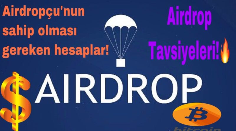 airdropçular için makale