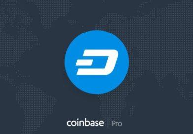 $DASH , Coinbase Pro tarafından listelenen 16.Kripto oldu.