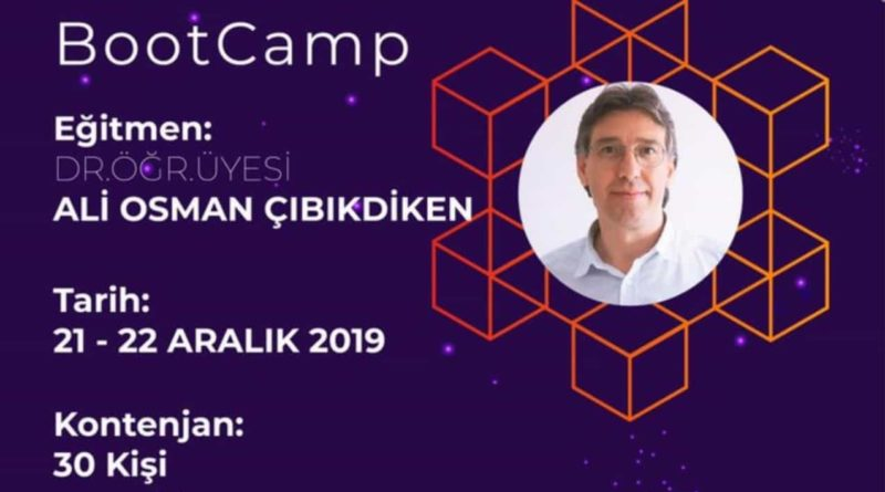 blockchain bootcamp konya