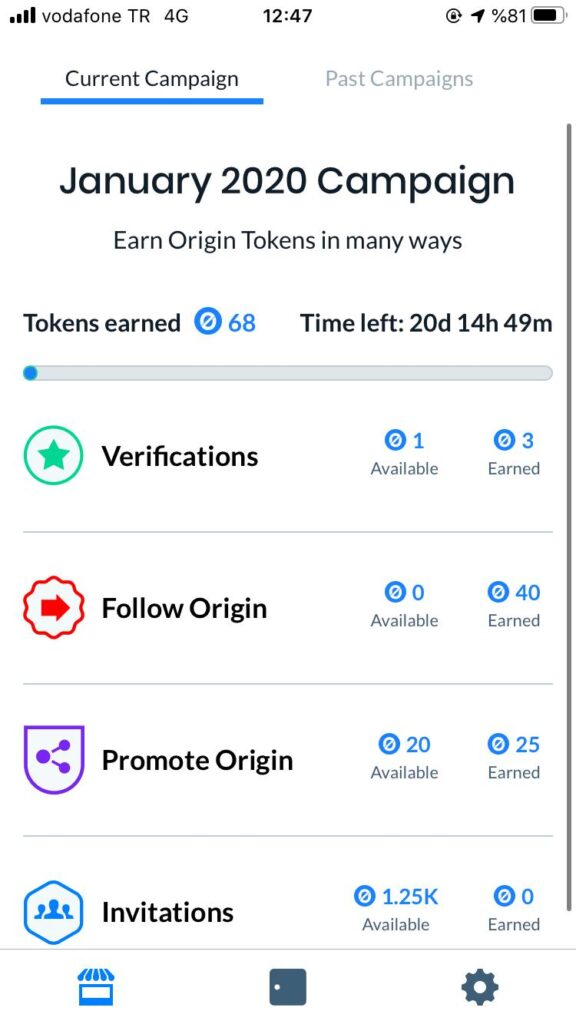 ogn coin airdrop